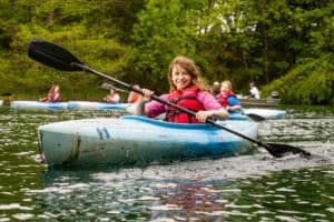 Fort Kearny Outdoor Expo Kayaking