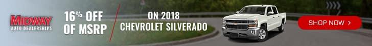 Silverado Banner