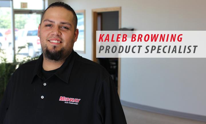 Kaleb Browning
