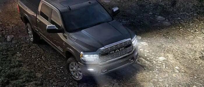 2019 RAM 2500 Towing Capacity | RAM Heavy Duty Towing