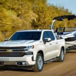 2019 Chevrolet Silverado with Trailer