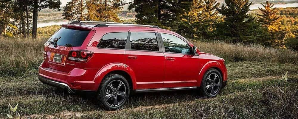 2019 Dodge Journey in Field
