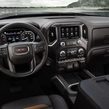 2020 GMC Sierra 1500 Dash