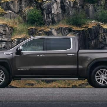 2020 GMC Sierra 1500 Side View