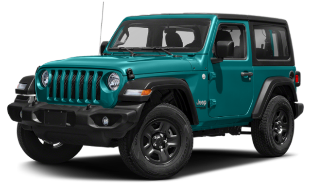 Teal 2020 Rubicon