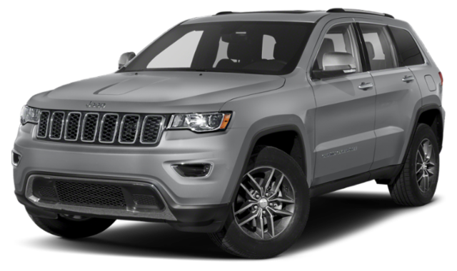 Silver 2020 Grand Cherokee