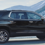 2021 Chevy Traverse