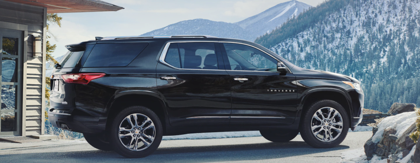 2021 Chevrolet Traverse Reviews Midway Auto Dealerships