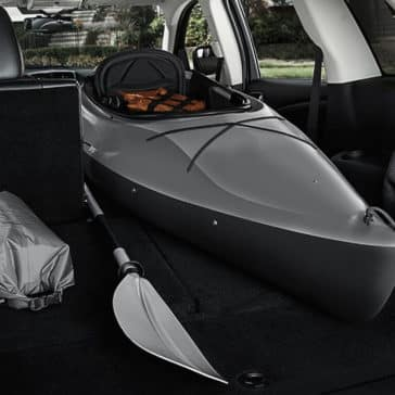Dodge Journey Cargo Space
