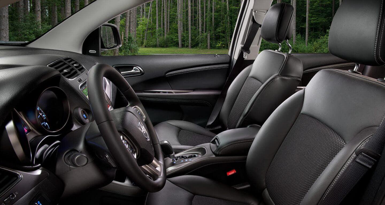2017 Dodge Journey Front Interior