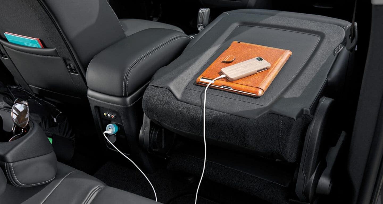 2017 Dodge Journey Interior Features