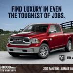2017 Ram 1500 Laramie Longhorn