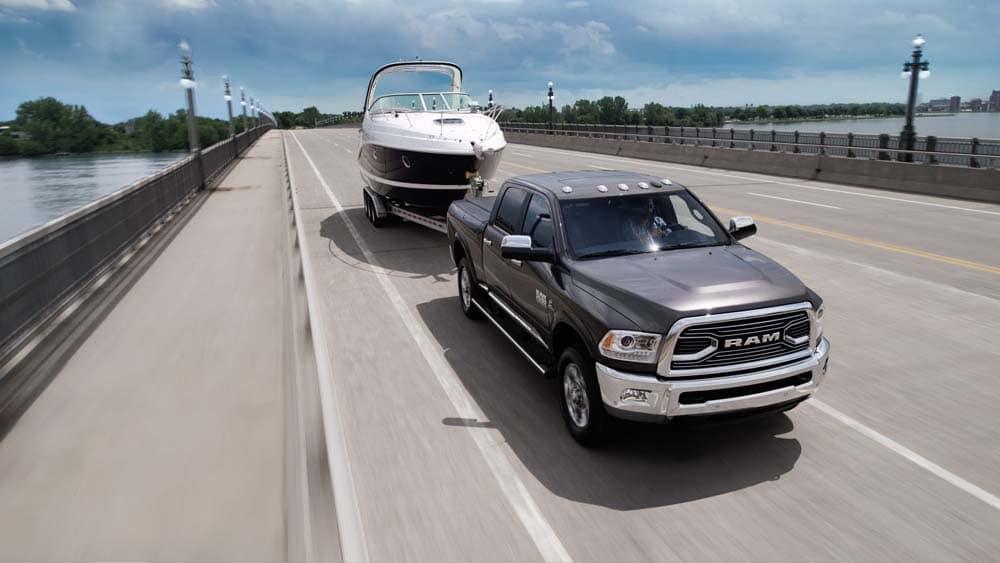 2018 Ram 2500 Boat
