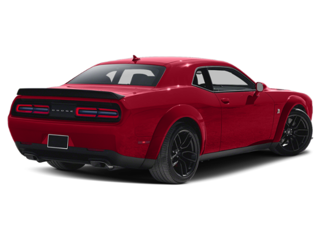 Red 2019 Dodge Challenger