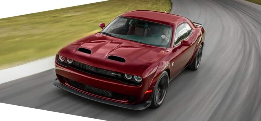 2019 Dodge SRT Challenger Hell Cat performance