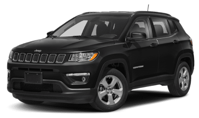 Black 2020 Jeep Compass