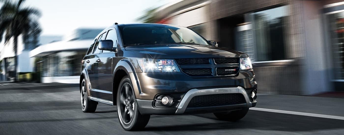 dark gray 2020 Dodge Journey