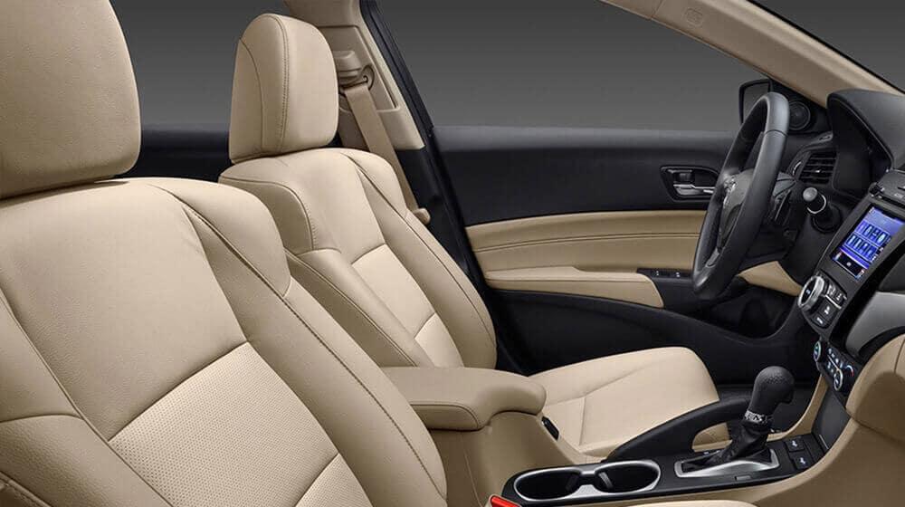 2017 Acura ILX tan Heated Seats