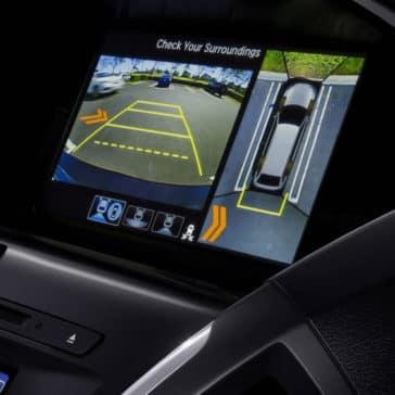 2017 Acura MDX Advance navigation system