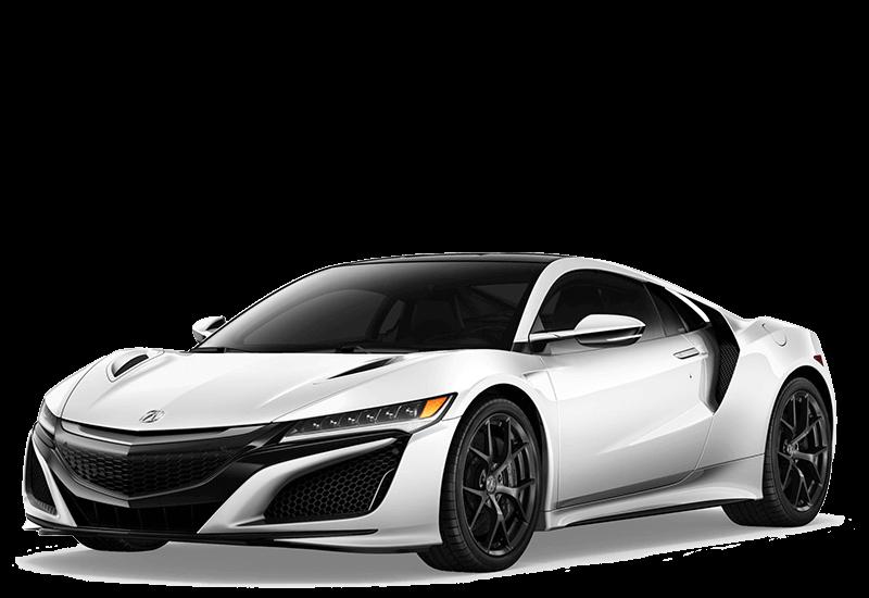2017-Acura-NSX-white
