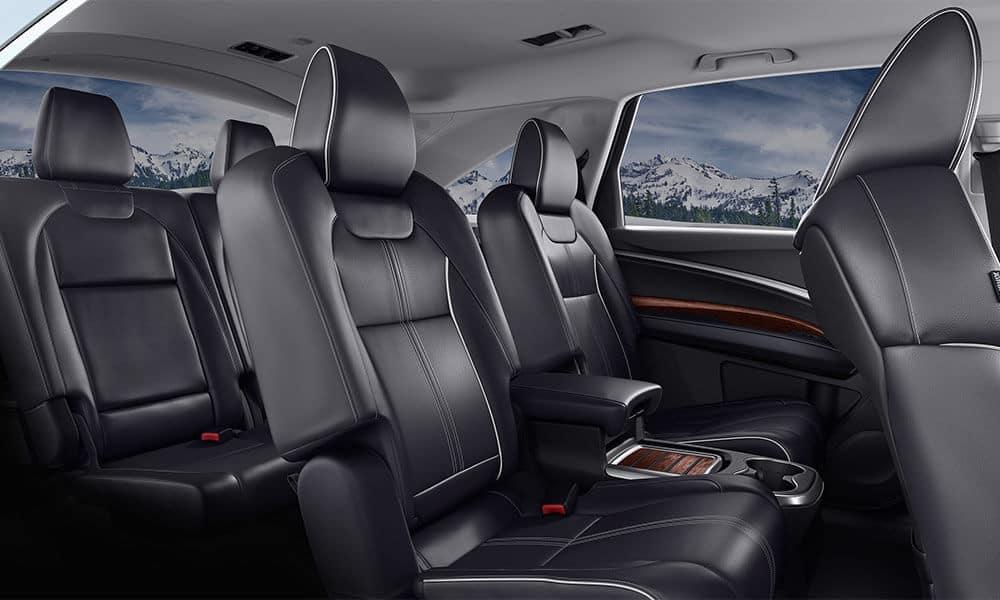 2018 Acura MDX Interior