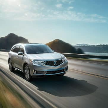 2018 Acura MDX Performance