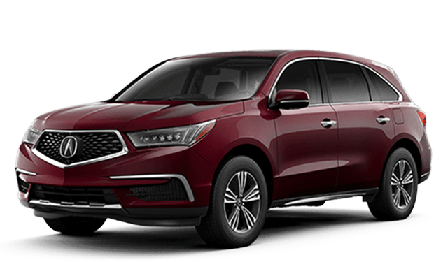2018 Acura MDX studio photo