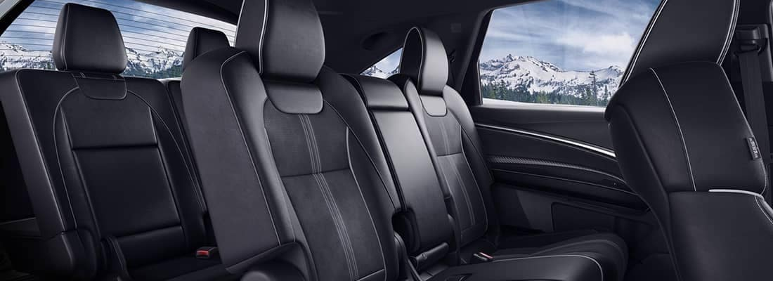 2019 Acura Mdx Interior Features Space Mike Hale Acura