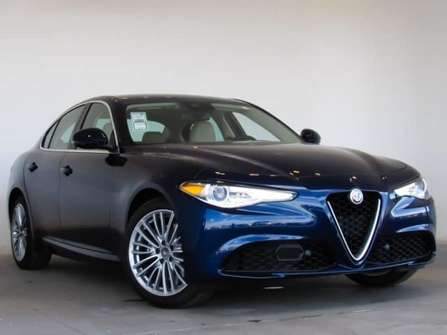 2017 Alfa Romeo Giulia Top Safety Pick