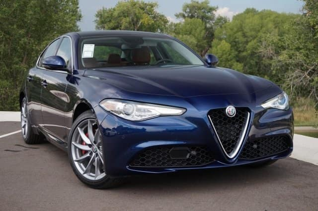 Alfa Romeo Giulia AWD Lease Offer At Mike Ward Alfa Romeo - Lease alfa romeo