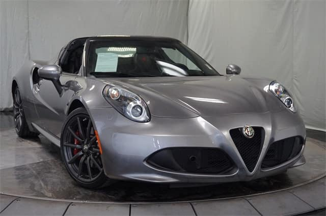 Gently Used Alfa Romeo C Convertible For Sale Near Denver - Used alfa romeo 4c for sale