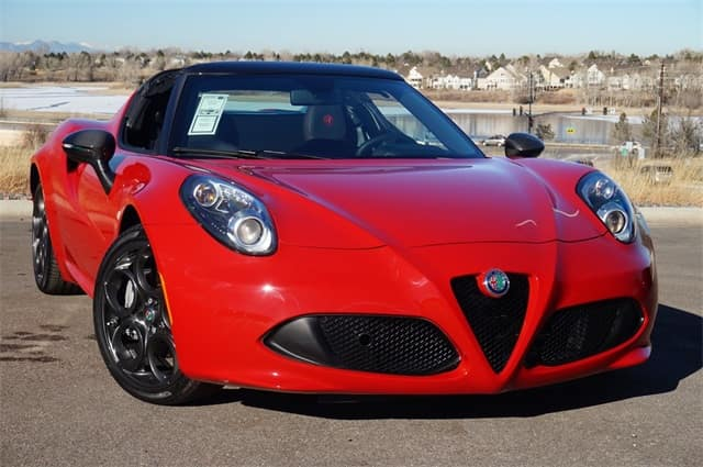 Alfa Romeo C Spider For Sale At Mike Ward Alfa Romeo - New alfa romeo for sale