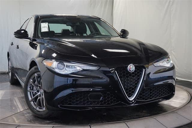 Gorgeous 2018 Alfa Romeo Giulia sedan for sale near Denver