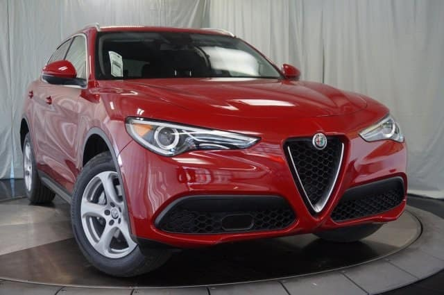 2018 Alfa Romeo Stelvio performance SUV for sale