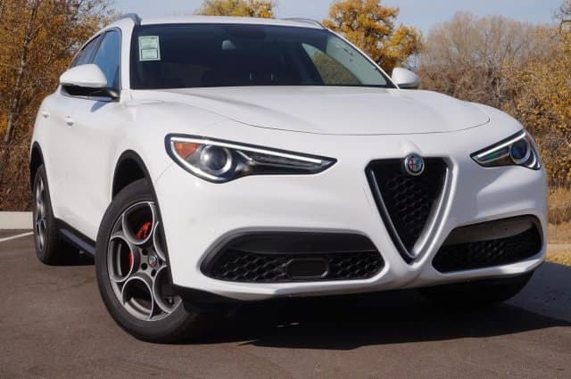 Alfa Romeo Stelvio Luxury SUV Lease Offer Near Denver Colorado - Lease alfa romeo