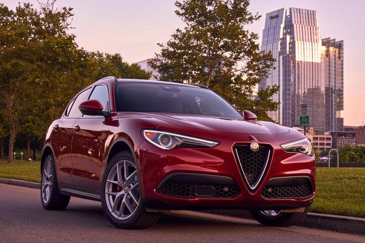 2019 Alfa Romeo Stelvio Performance Luxury Suv For Sale Soon