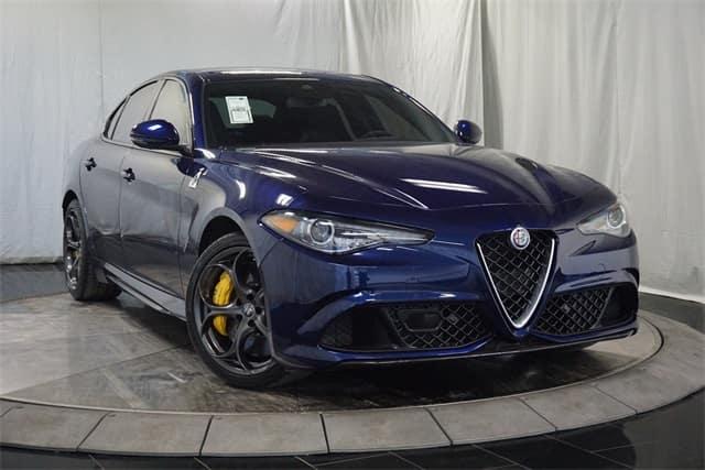 Alfa Romeo Giulia >> 2018 Alfa Romeo Giulia Quadrifoglio Luxury Perforance Sedan For Sale