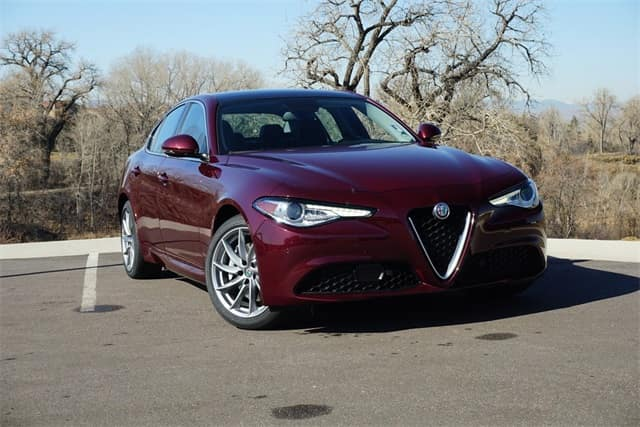 2017 Alfa Romeo Giulia Ti for sale