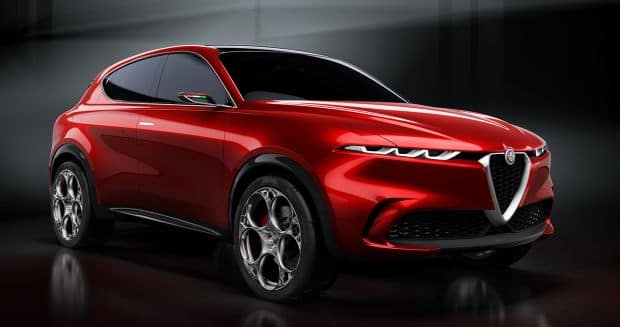 Alfa Romeo Tonale Concept Car