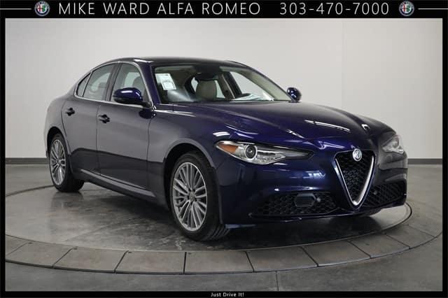 2019 Alfa Romeo Giulia Ti for sale