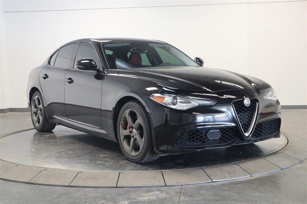 Sparkling 2019 Alfa Romeo Giulia