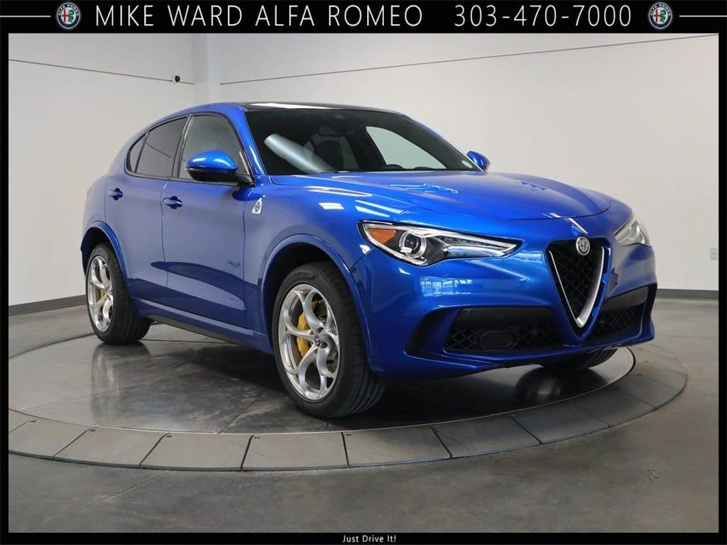2019 Alfa Romeo Stelvio SUV Safety Features