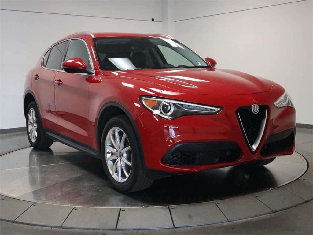 PreOwned 2018 Alfa Romeo Stelvio for sale