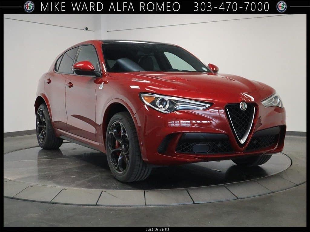 2019 Alfa Romeo Stelvio performance SUV