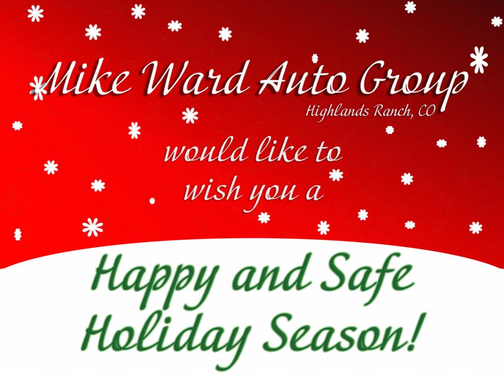 Mike Ward Alfa Romeo Holiday Season Hours