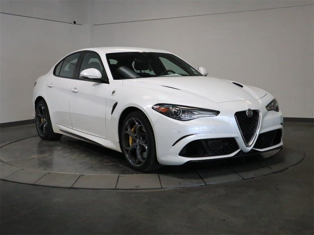 Gently preowned Alfa Romeo models in Colorado