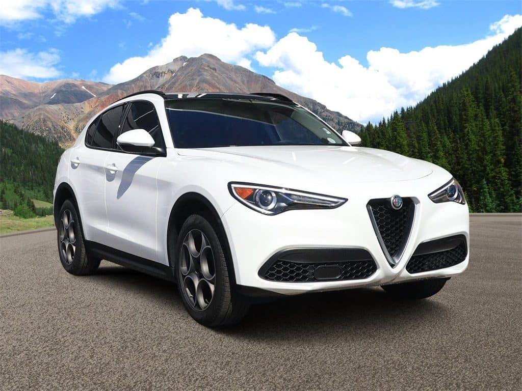 PreOwned 2019 Alfa Romeo Stelvio