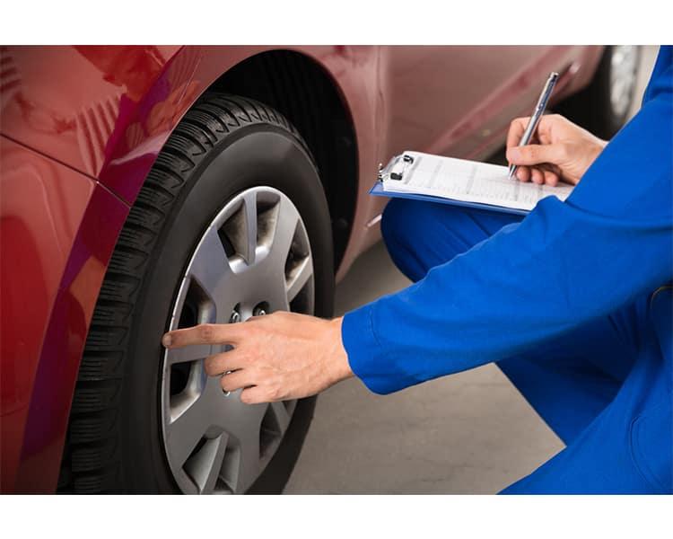 Auto Repair Tire Service