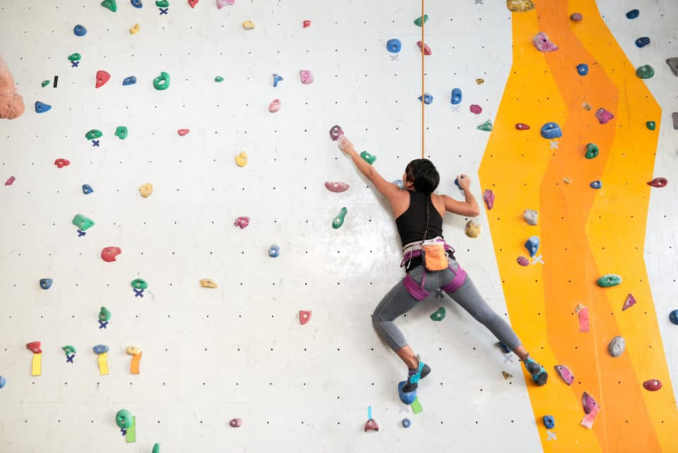 Vertical Rock Climbing And Fitness Center