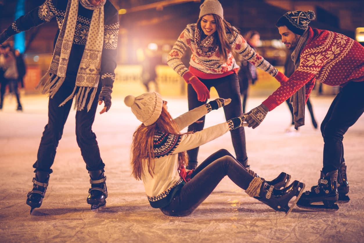 manassas ice skating